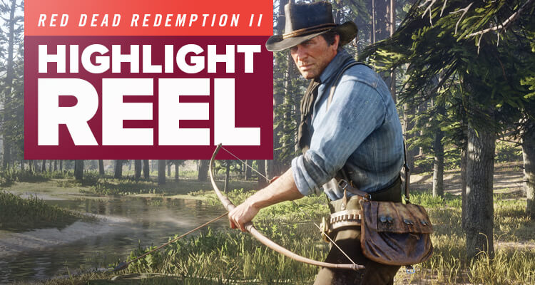 RDR2 Highlight Reel